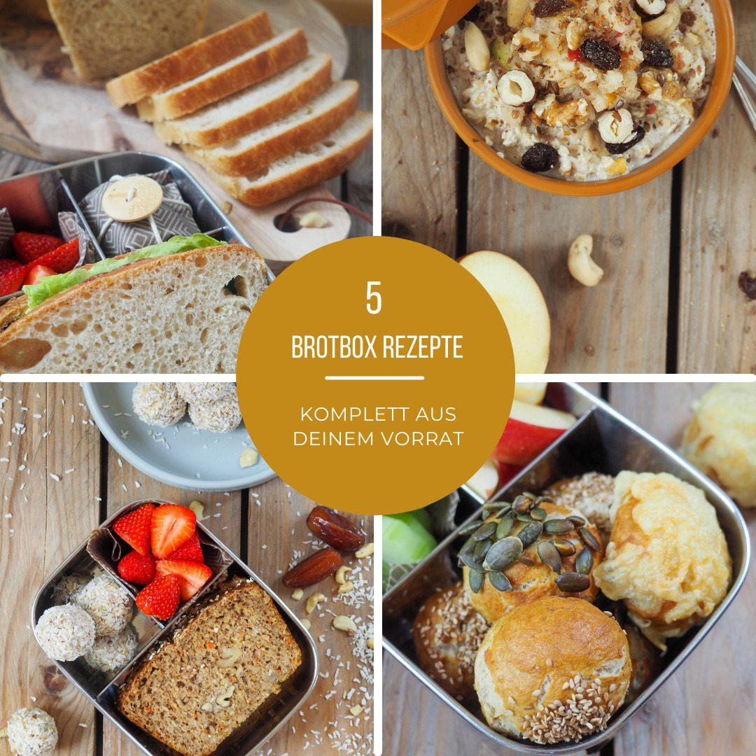 Brotbox-Rezepte