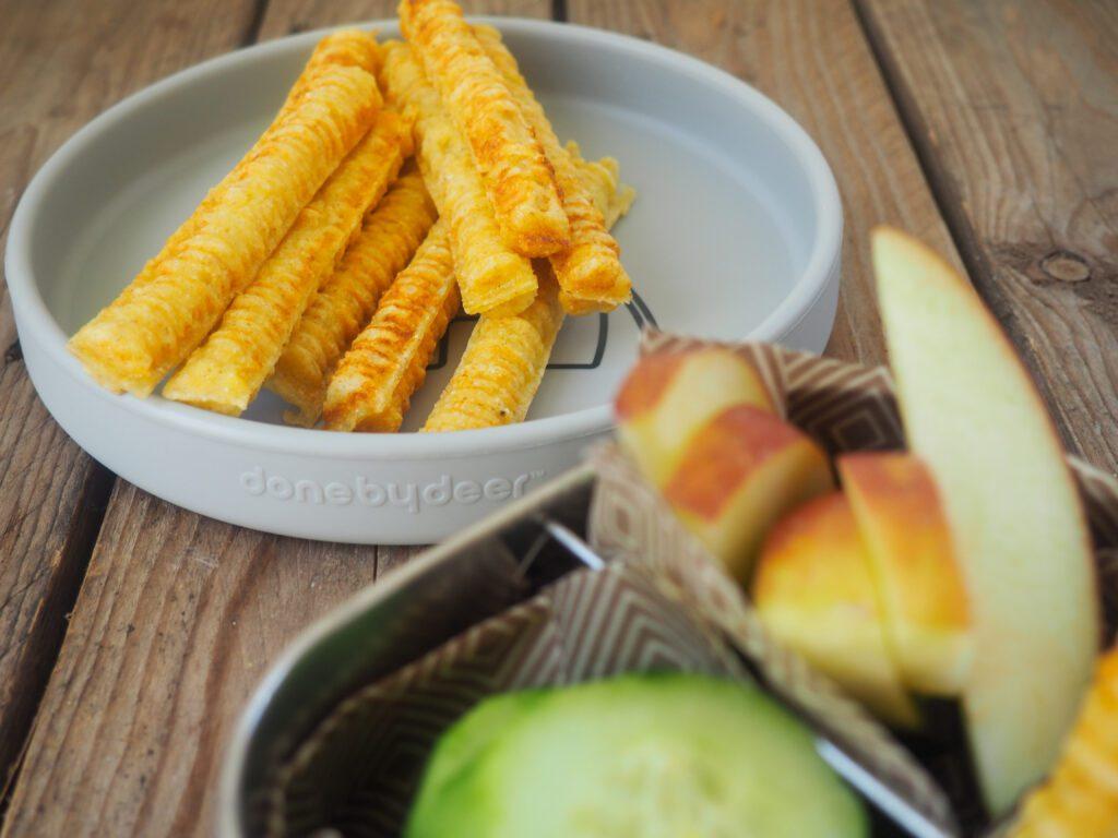 Kartoffel-Waffel-Pommes