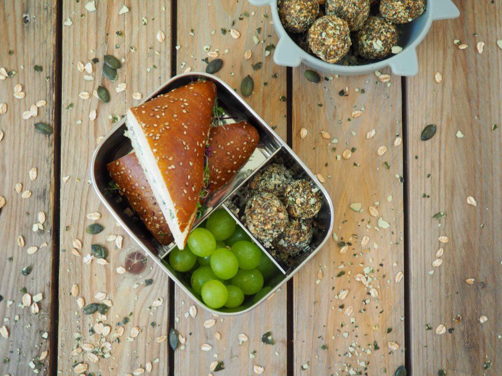 Snacks für die Brotbox