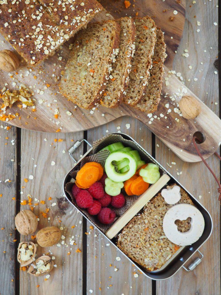 Brot Rezept für Kinder