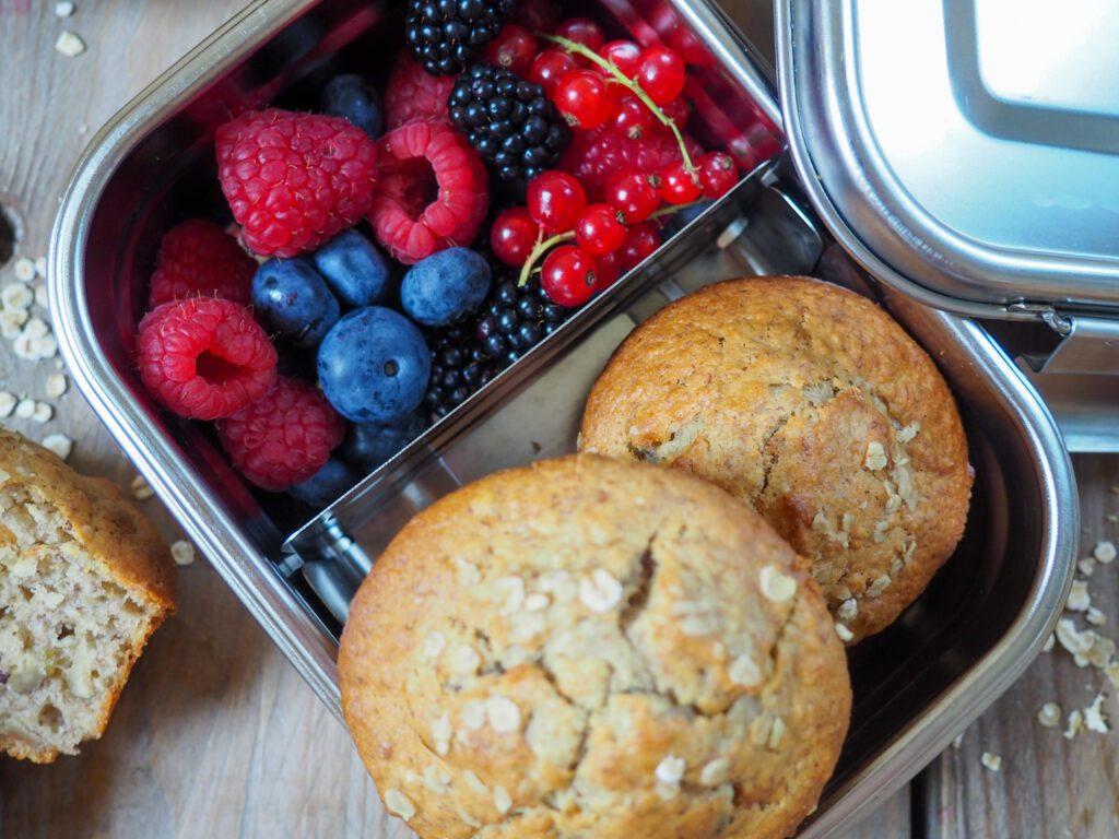 Muffin Rezept für den Kindergarten
