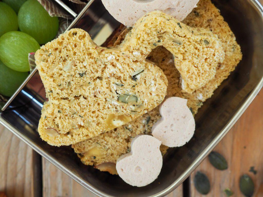 Rezept für die Brotdose im Kindergarten
