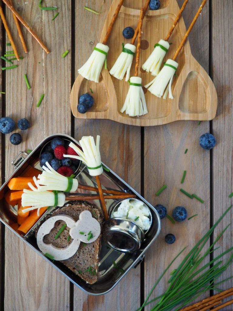 Lunchbox Idee zu Halloween