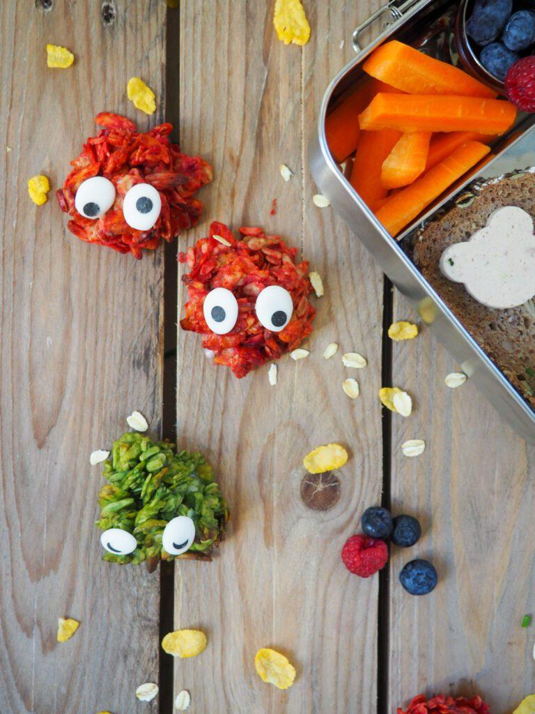 Halloween Rezept für Kinder