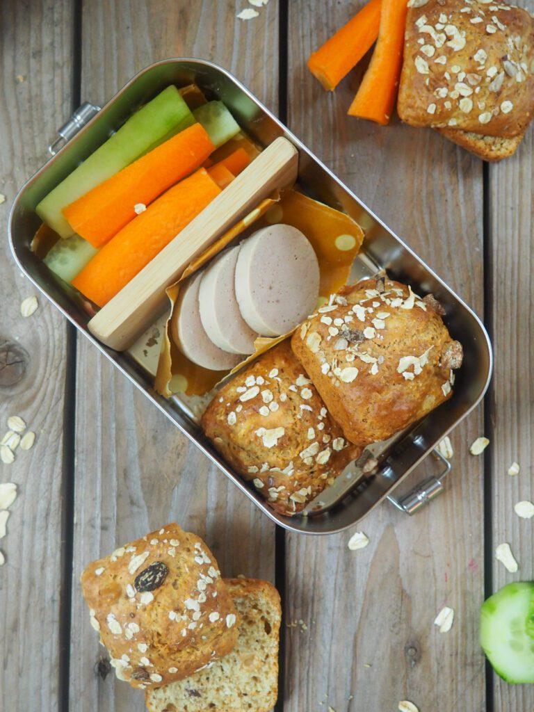 Rezept für die Brotbox