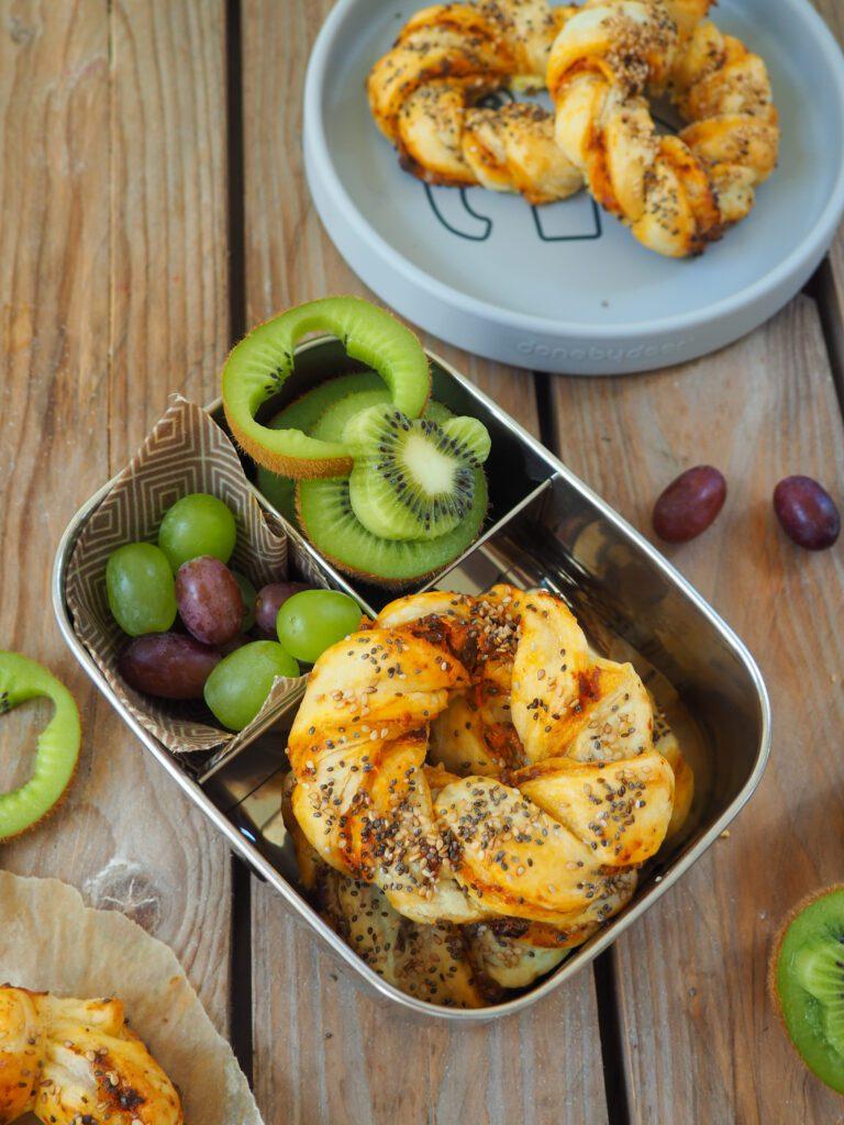 schnelle und einfache Rezepte für die Brotbox