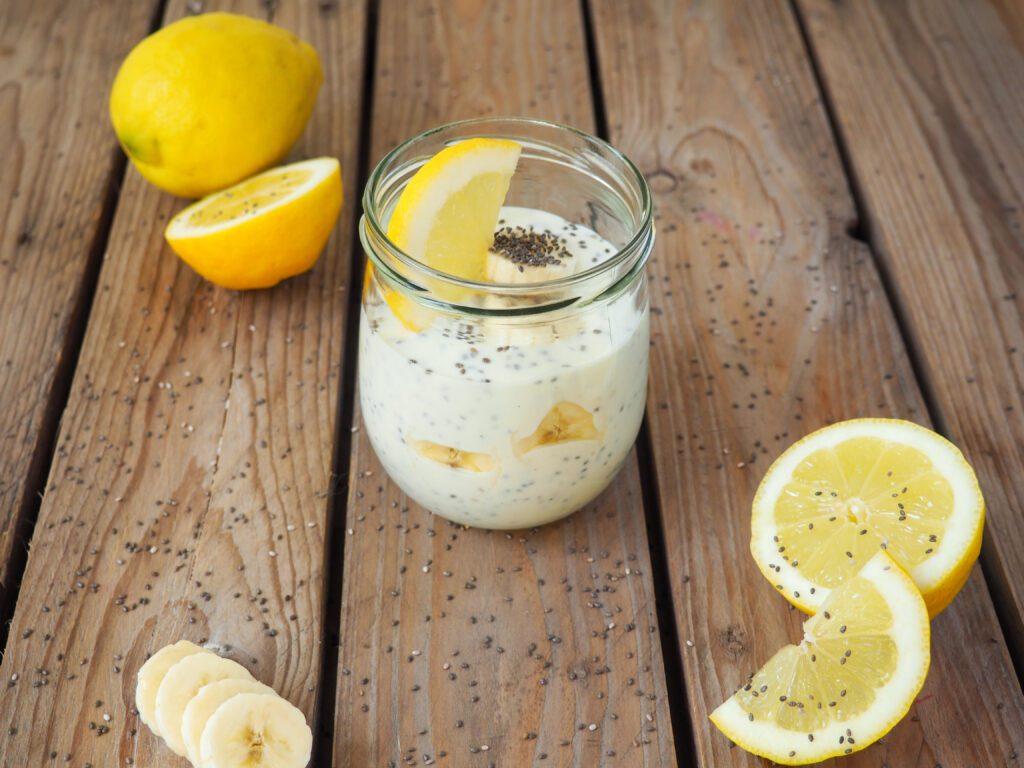 Zitronenjoghurt