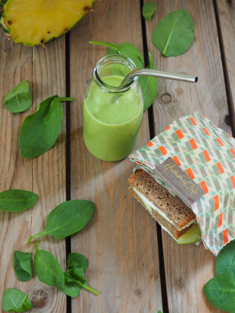 Saisonale Brotbox Rezepte