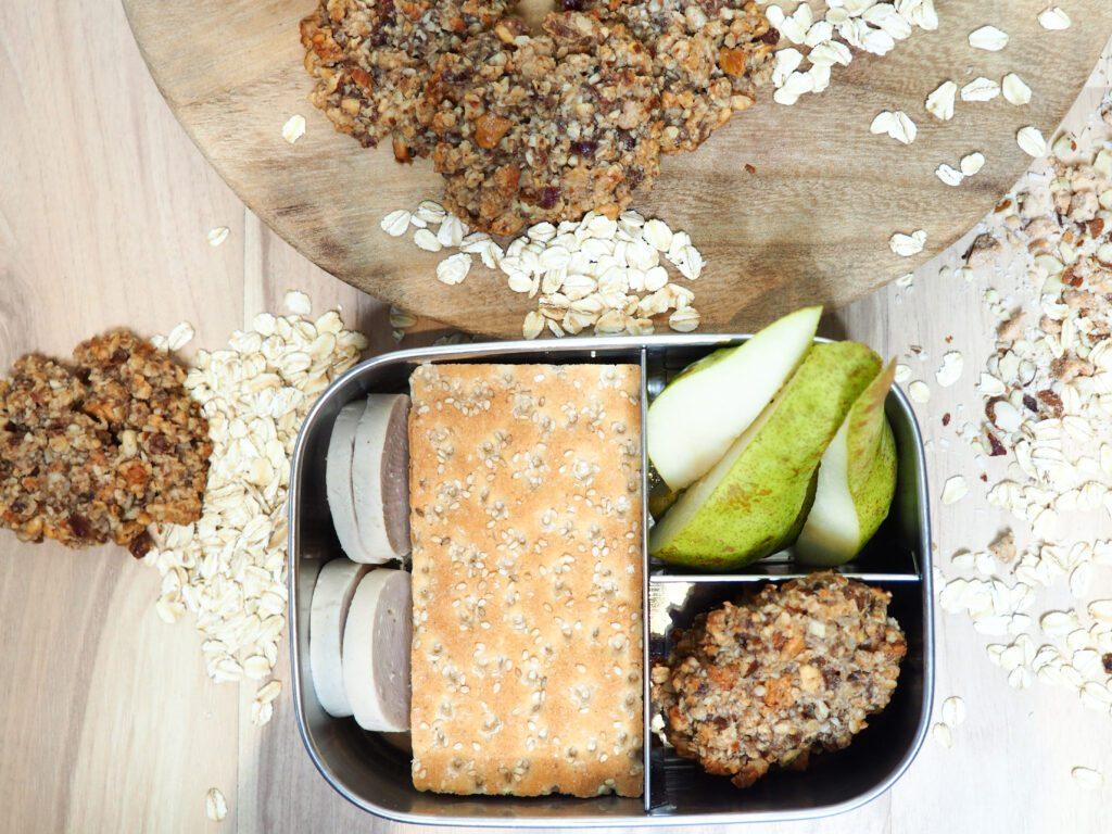 Mandel Dattel Kekse