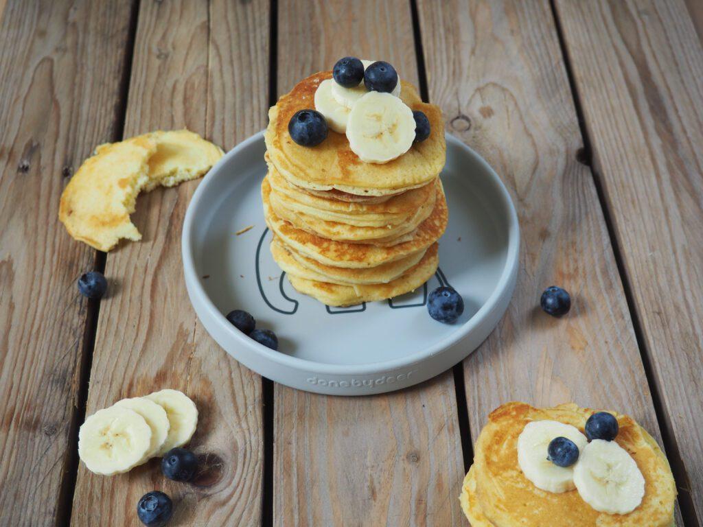 Pancakes für Kinder