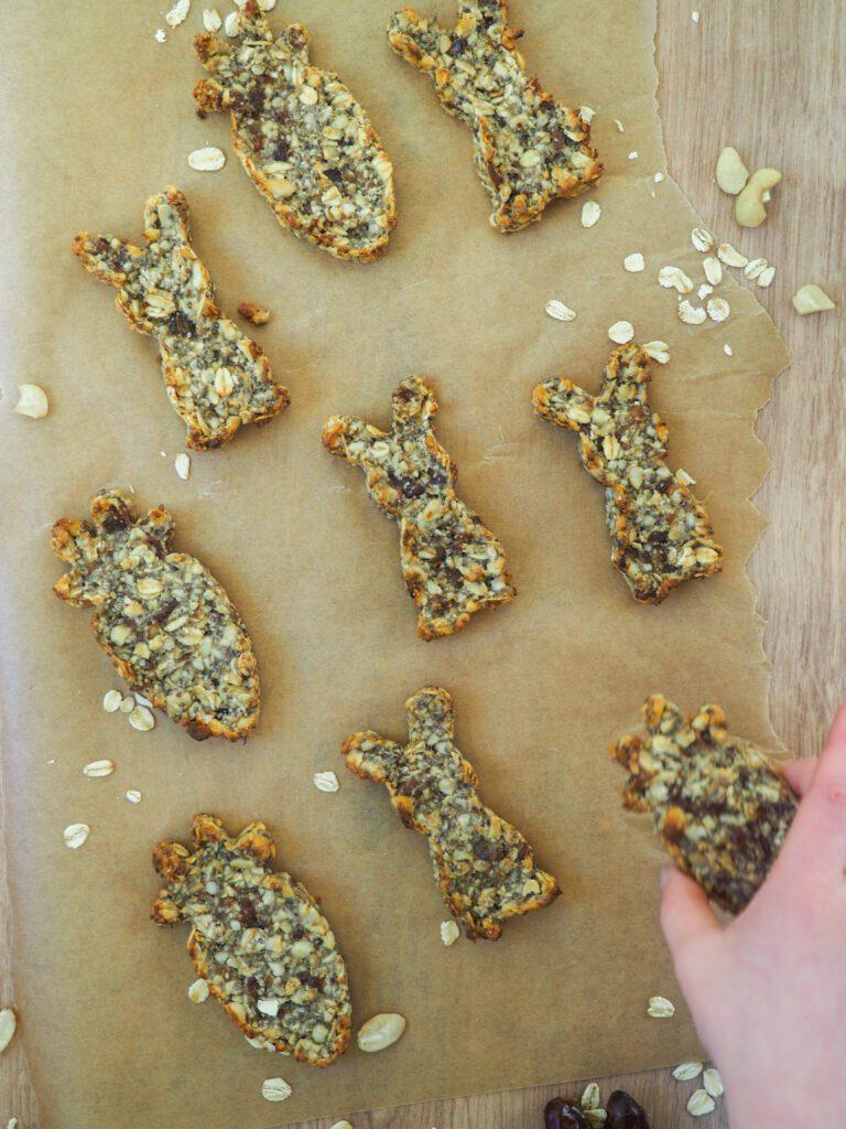Dattel Cashew Kekse